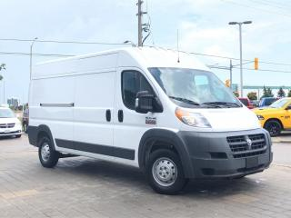 Used 2018 RAM 2500 ProMaster 2500**159 W/B**High Roof**5 Inch Touchscreen for sale in Mississauga, ON