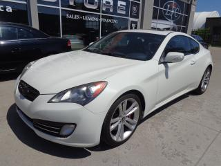 Used 2010 Hyundai Genesis Coupe 3.8 GT Leather Sunroof Bluetooth for sale in Etobicoke, ON