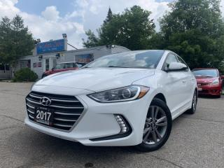 Used 2017 Hyundai Elantra 4dr Sdn SE| ACCIDENT FREE| BLIND SPOT DETECTION| for sale in Brampton, ON