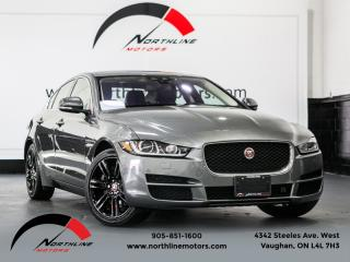 Used 2017 Jaguar XE 2.0D|Prestige|Navigation|Camera|Sunroof for sale in Vaughan, ON