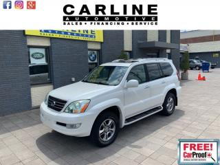 Used 2008 Lexus GX 470 4WD 4dr for sale in Nobleton, ON