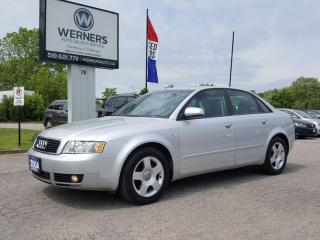 Used 2004 Audi A4 1.8t Quattro for sale in Cambridge, ON