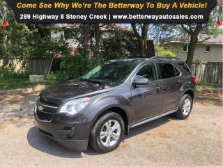 Used 2015 Chevrolet Equinox LT| Backup Cam| Heat Seat| B-Tooth for sale in Stoney Creek, ON