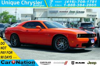 Used 2016 Dodge Challenger SRT 392| BREMBO| SUNROOF| TECHNOLOGY PKG & MORE for sale in Burlington, ON