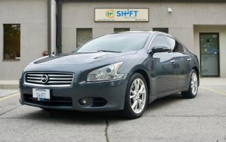 Used 2013 Nissan Maxima SV for sale in Burlington, ON