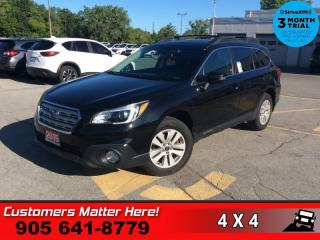 Used 2015 Subaru Outback 3.6R Limited w/Tech  TECH-PKG ADAP-CC CW for sale in St. Catharines, ON