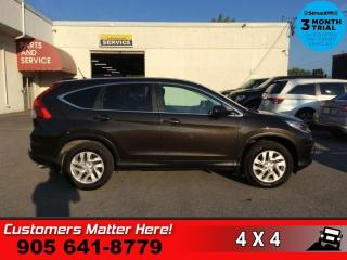 Used 2016 Honda CR-V EX for sale in St. Catharines, ON