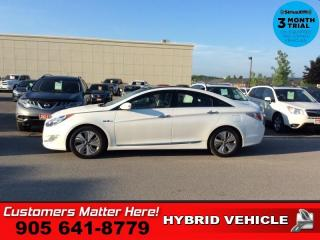 Used 2013 Hyundai Sonata Hybrid Limited for sale in St. Catharines, ON
