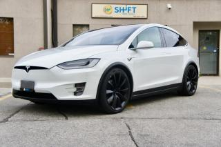 Used 2017 Tesla Model X 100D AP2, 7 PASS, SUB ZERO, 22 INCH WHEELS for sale in Burlington, ON