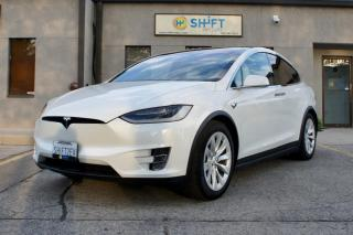 Used 2017 Tesla Model X 100D AP2, 7 PASS, SUB ZERO, PREMIUM PKG for sale in Burlington, ON
