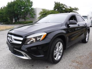 Used 2015 Mercedes-Benz GLA GLA250 4MATIC for sale in Burnaby, BC