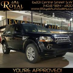 Used 2013 Land Rover LR2 HSE for sale in Calgary, AB