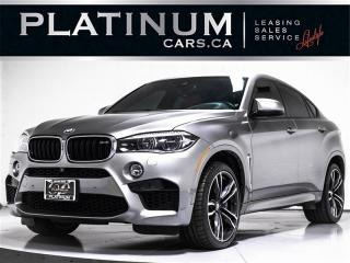 Used 2015 BMW X6 M V8, 567HP, NAV, HEADS UP, 360 CAM, EXEC PKG, INTEL for sale in Toronto, ON