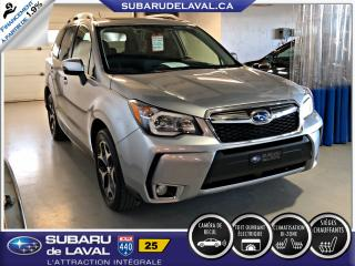 Used 2014 Subaru Forester 2.0XT Limited EyeSight Awd ** CUir Toit for sale in Laval, QC