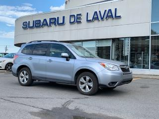 Used 2015 Subaru Forester 2,5i Touring Awd ** Toit ouvrant ** for sale in Laval, QC