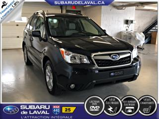Used 2015 Subaru Forester 2.5i Touring EyeSight Awd ** Toit ouvran for sale in Laval, QC