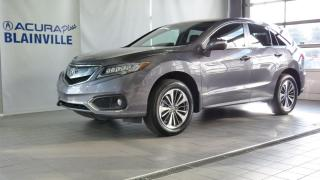 Used 2017 Acura RDX ÉLITE ** BAS KILO ** for sale in Blainville, QC