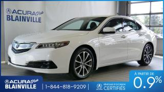 Used 2015 Acura TLX SH-AWD TECH ** ACHAT A PARTIR DE 0,9 % * for sale in Blainville, QC