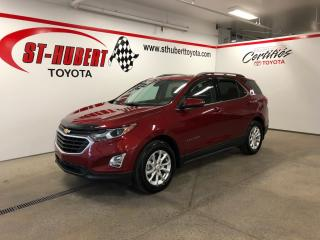 Used 2018 Chevrolet Equinox Lt, Toit Pano, Awd for sale in St-Hubert, QC