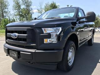 Used 2017 Ford F-150 XL 4X4 V8 5.0L, BTE 8 PIEDS for sale in Vallée-Jonction, QC