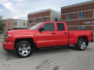 Used 2018 Chevrolet Silverado 1500 LS QUAD CAB 4X4 ROUE 20 POUCE for sale in Laval, QC