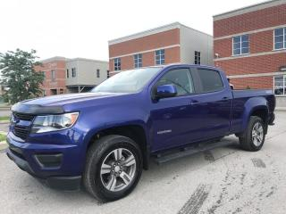 Used 2017 Chevrolet Colorado Crew V6 4x4 *Caméra recul* Gr. Commodité for sale in Laval, QC