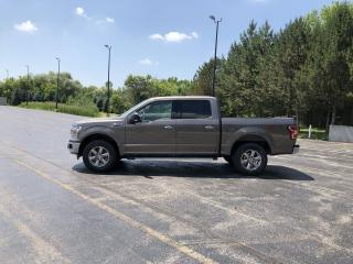 Used 2018 Ford F-150 XLT Crew 6.5-FT. BED 4WD for sale in Cayuga, ON