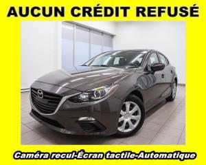 Used 2016 Mazda MAZDA3 Sport GX SKYACTIV *AUTOMATIQUE* CAMERA *BLUETOOTH* PROMO for sale in St-Jérôme, QC
