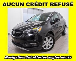 Used 2018 Buick Encore Cuir Awd for sale in St-Jérôme, QC