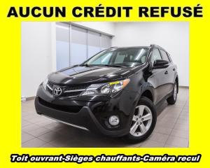 Used 2014 Toyota RAV4 XLE AWD *TOIT OUVRANT* CAMERA *SIEGES CHAUF* PROMO for sale in St-Jérôme, QC