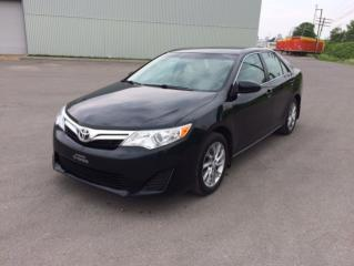 Used 2012 Toyota Camry Berline 4 portes, 4 cyl. en ligne, boîte for sale in Quebec, QC