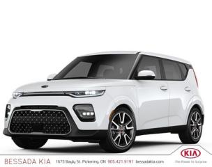 Used 2020 Kia Soul EX Premium IVT for sale in Pickering, ON