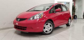 Used 2014 Honda Fit Hayon 5 portes, boîte automatique, LX for sale in Chicoutimi, QC