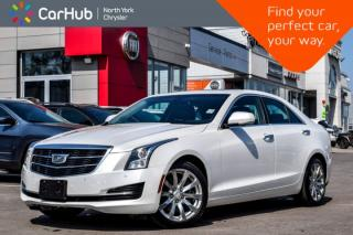 Used 2017 Cadillac ATS Sedan Luxury AWD|Sunroof|GPS|Backup.Cam|Keyless.Go|Bluetooth| for sale in Thornhill, ON