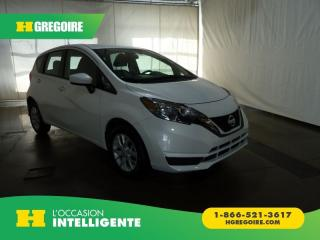 Used 2019 Nissan Versa SV CAMERA BLUETOOTH for sale in St-Léonard, QC