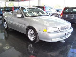 Used 2000 Volvo C70 UNE PERLE RARE for sale in Montreal, QC