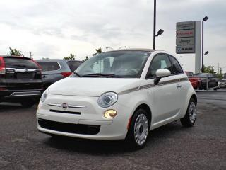 Used 2014 Fiat 500 C POP CONVERTIBLE *BLUETOOTH* for sale in Brossard, QC