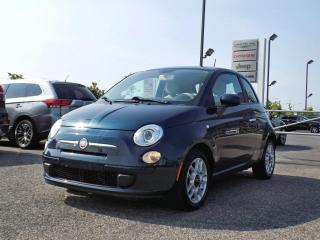 Used 2013 Fiat 500 POP *A/C*AUTOMATIQUE* for sale in Brossard, QC