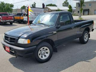 Used 2004 Mazda B-Series B3000 SX RWD for sale in Cambridge, ON