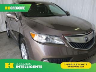 Used 2013 Acura RDX AWD 4dr for sale in St-Léonard, QC