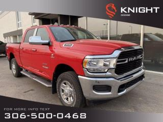 New 2019 RAM 3500 Big Horn for sale in Swift Current, SK