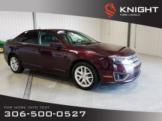 Used 2011 Ford Fusion SEL AWD | Leather | Sunroof for sale in Moose Jaw, SK