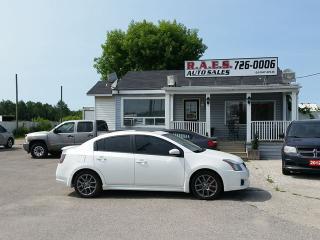 Used 2012 Nissan Sentra SE-R SPEC V for sale in Barrie, ON