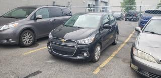 Used 2018 Chevrolet Spark 1lt, Mags for sale in St-Hubert, QC