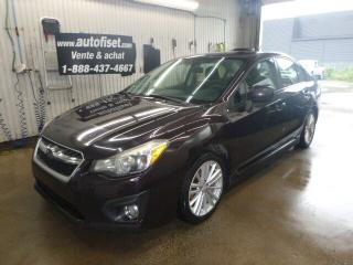 Used 2012 Subaru Impreza Sport for sale in St-Raymond, QC