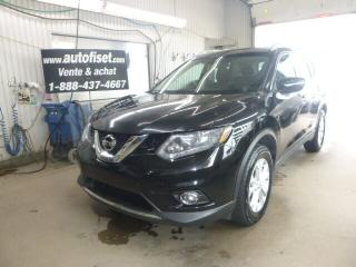 Used 2014 Nissan Rogue SV  AWD toit pano.,($68.66/sem.+taxes for sale in St-Raymond, QC