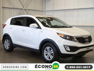 Used 2011 Kia Sportage LX AWD A/C-GR for sale in St-Léonard, QC