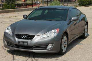 Used 2011 Hyundai Genesis Coupe 2.0T Premium CERTIFIED for sale in Waterloo, ON