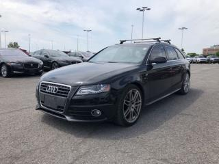 Used 2011 Audi A4 2.0T Premium Quattro PREMIUM for sale in Waterloo, ON