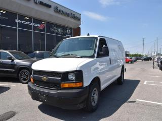 Used 2017 Chevrolet Express 2500 1WT for sale in Concord, ON